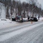 Три человека погибли в ДТП в Таштагольском районе
