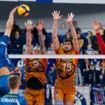 Волейбольный «Кузбасс» не остановил столичное «Динамо»