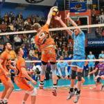 Волейбольный «Кузбасс» проведет домашний матч с «Газпром-Югрой»