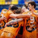 Волейбольный «Кузбасс» переиграл в гостях чемпиона России