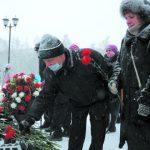 Кузбассовцы почтили подвиг Ленинграда