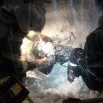 Новокузнечанка попала в реанимацию после десяти часов, проведенных в снежном завале