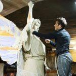 Губернатор Кузбасса рассказал о талантливом скульпторе из Прокопьевска