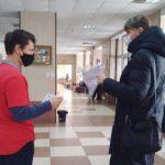 В Прокопьевске появились волонтёры вакцинации