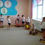 В Ленинск-Кузнецком округе открыли тренажёрный зал для самых маленьких