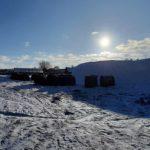 В Кузбассе 24 февраля будет холодно и ветрено