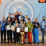 Сборная Прокопьевского округа победила во II Всекузбасских зимних сельских спортивных играх