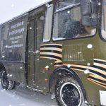 В Тяжинском округе появился музей на колёсах памяти Николая Масалова