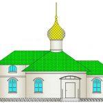 В Гурьевске возводят храм в память о жертвах пожара в «Зимней вишне»