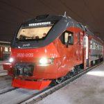 Новый электропоезд запущен между Новокузнецком и Междуреченском