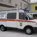 В Кемерове годовалого малыша спасли из запертой машины