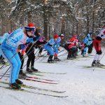 «Лыжню России» в Кузбассе перенесли из-за морозов