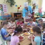 В детских садах Кузбасса изменилось питание
