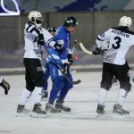 ХК «Кузбасс» потерпел корректное поражение