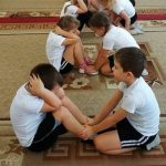 Большой спортивный фестиваль для самых маленьких проходит в Кузбассе