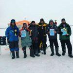 Кемеровские рыбаки показали класс на больших соревнованиях