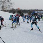 В Кемерове состоялся первый лыжный марафон «Кузбасс-ски»