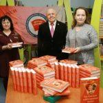 Акцию газеты «Кузбасс» поддержали ветераны комсомола