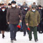 В Кузбассе прошел митинг