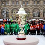 Хоккеисты «Кузбасса-2009» — серебряные призёры Кубка Патриарха