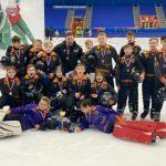 Юные кемеровчане сыграют в хоккей с мячом на Красной площади