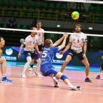 Второй состав волейбольного «Кузбасса» получил игровую практику в Лиге чемпионов