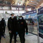 Сергей Мяус: «Техническая заливка льда в спорткомплексе «Кузбасс» запланирована на 23 февраля»