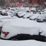 Новая неделя начнётся в Кузбассе с оттепели и метели