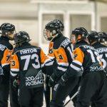 Хоккейный «Кузбасс-2» сыграет с «Востоком» на домашней арене