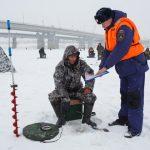 «Безопасный лёд» проходит по всему Кузбассу
