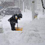 Понедельник в Кузбассе ожидается снежный