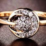 Золотые кольца от ювелирной компании