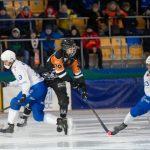 ХК «Кузбасс» — ХК «Динамо»: коса на камень