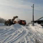 Разрез «Шестаки» компании «Стройсервис» спасает от снежных завалов сёла трёх районов