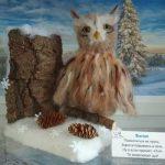 Педагог из Анжеро-Судженска изготовила животных Кузбасса в модной технике
