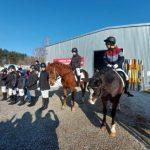 В Новокузнецком районе собрались сильнейшие конники Сибири
