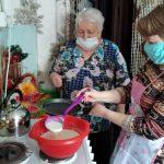 Жители Беловского района поделились своими фирменными рецептами блинов