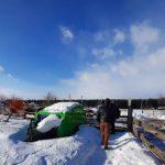 Весна в Кузбассе заявит о себе неуверенным плюсом
