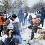 В Кузбассе выбрали лучших среди шорских охотников