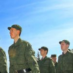 Служба в армии и пенсия