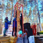 В Кузбассе на Масленицу установили рекорд России