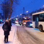 46% кемеровского общественного транспорта работает на газе