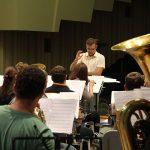 Губернаторский духовой оркестр даст юбилейный концерт в филармонии Кузбасса