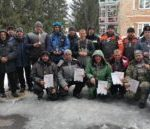 В Прокопьевском округе собрались сильнейшие рыбаки региона
