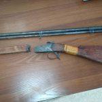 Житель Берёзовского нашёл редкое ружьё