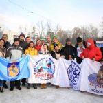 Пловцы из Кемерова, Новокузнецка и Юрги прошли испытание ледяной водой