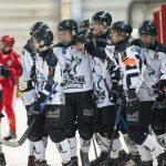 Молодёжный состав ХК «Кузбасс» переиграл чемпиона высшей лиги