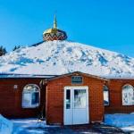 На ремонт мечети в Березовском собирали «всем миром»