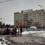 В Кемерове на пешеходном переходе сбили женщину