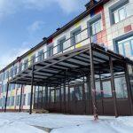 Стало известно, когда завершится ремонт в школе №71 Прокопьевска
